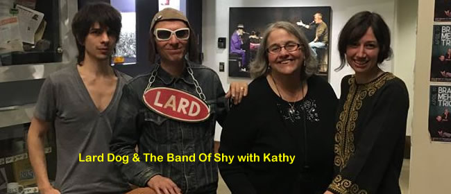 Lard Dog & The Band of Shy