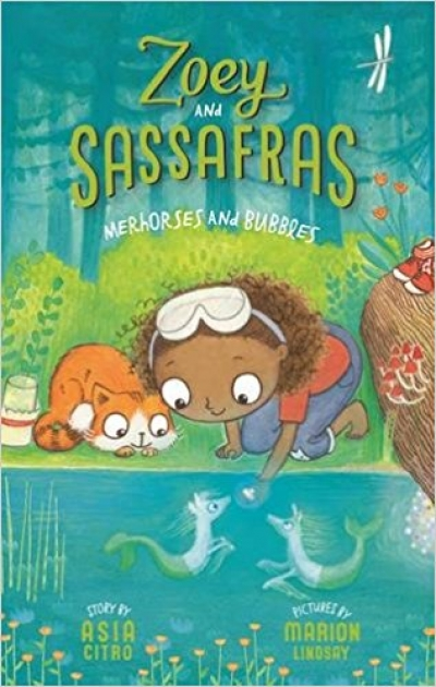 Zoey And Sassafras: Merhorses And Bubbles