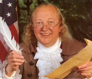 A Visit With Ben Franklin