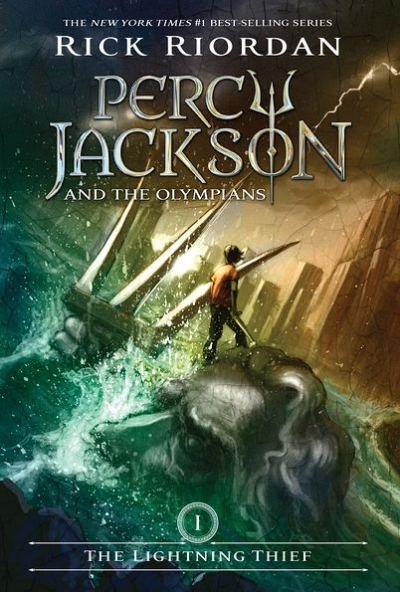 The Lightning Thief: Percy Jackson And The Olympians