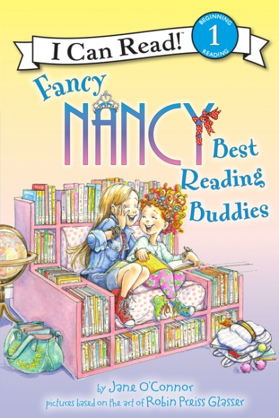 Fancy Nancy Best Reading Buddies